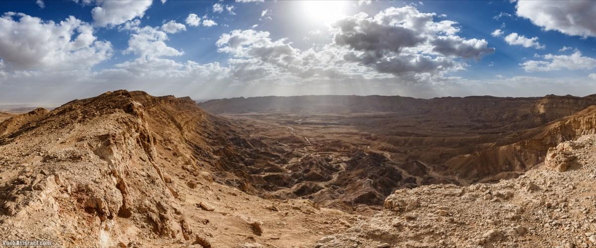 Махтеш Катан (Малый), Маале Хацера и ручей Нахаль Мазар | מכתש קטן, מעלה חצרה ונחל מזר | LookAtIsrael.com - Фото путешествия по Израилю