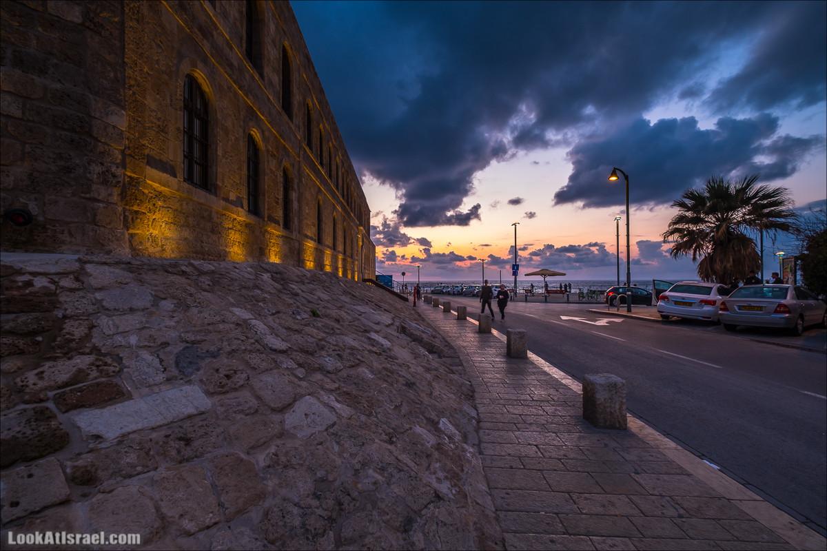 Вечер в древнем Яффо | LookAtIsrael.com - Фото путешествия по Израилю