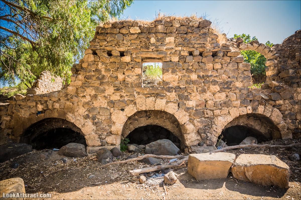 Пеший маршрут Горный Иордан   ירדן הררי   LookAtIsrael.com - Фото путешествия по Израилю