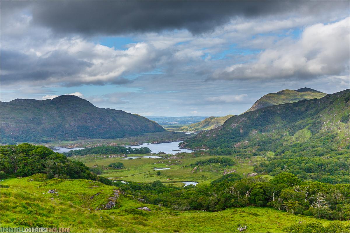 Кольцо Керри: Вот поэтому Ирландия изумрудный остров!