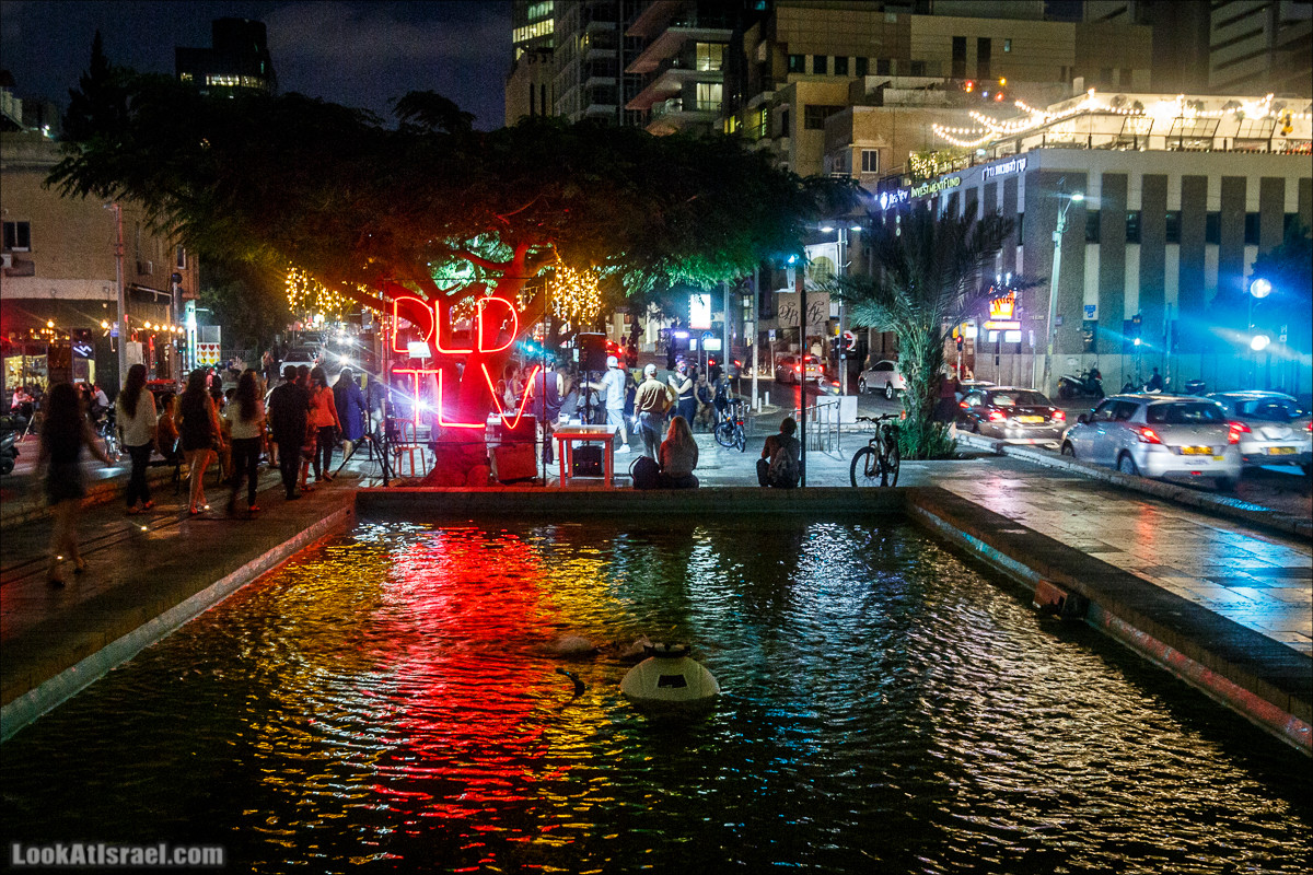 Фестиваль технологий TLV DLD 2018 | שדרות החדשנות ברוטשילד, תל אביב | LookAtIsrael.com - Фото путешествия по Израилю