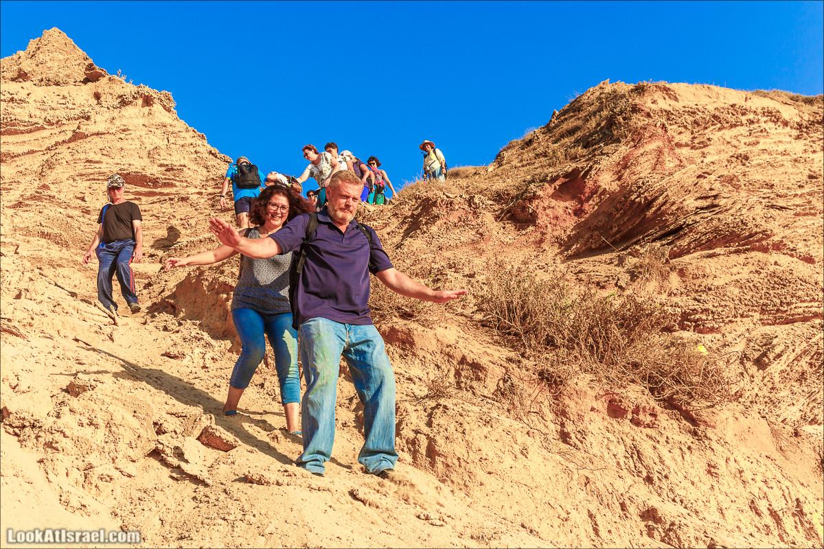 Скрытый берег в парке Хоф ha-Шарон   גן לאומי חוף השרון   LookAtIsrael.com - Фото путешествия по Израилю