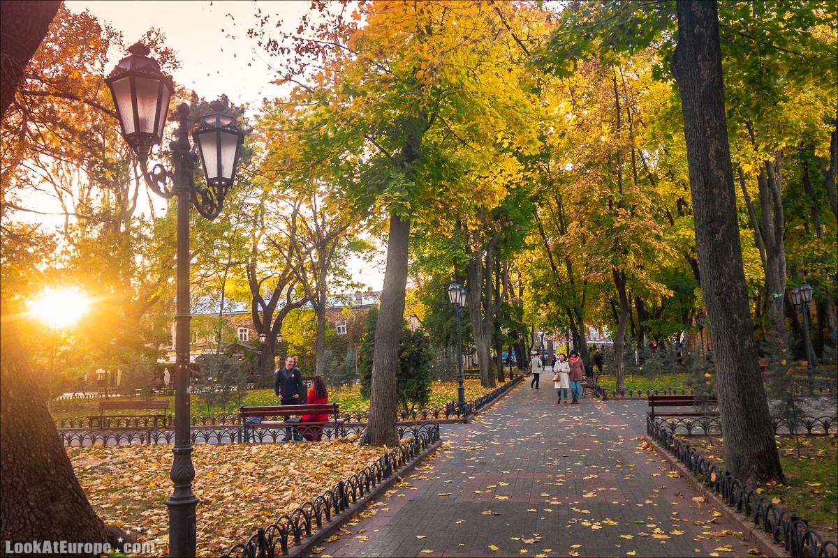 Одесская осень отца Онотолия