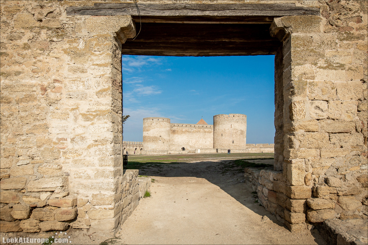Аккерман, древняя Тира, крепость Белгород-Днестровск, | LookAtIsrael.com - Фото путешествия по Израилю