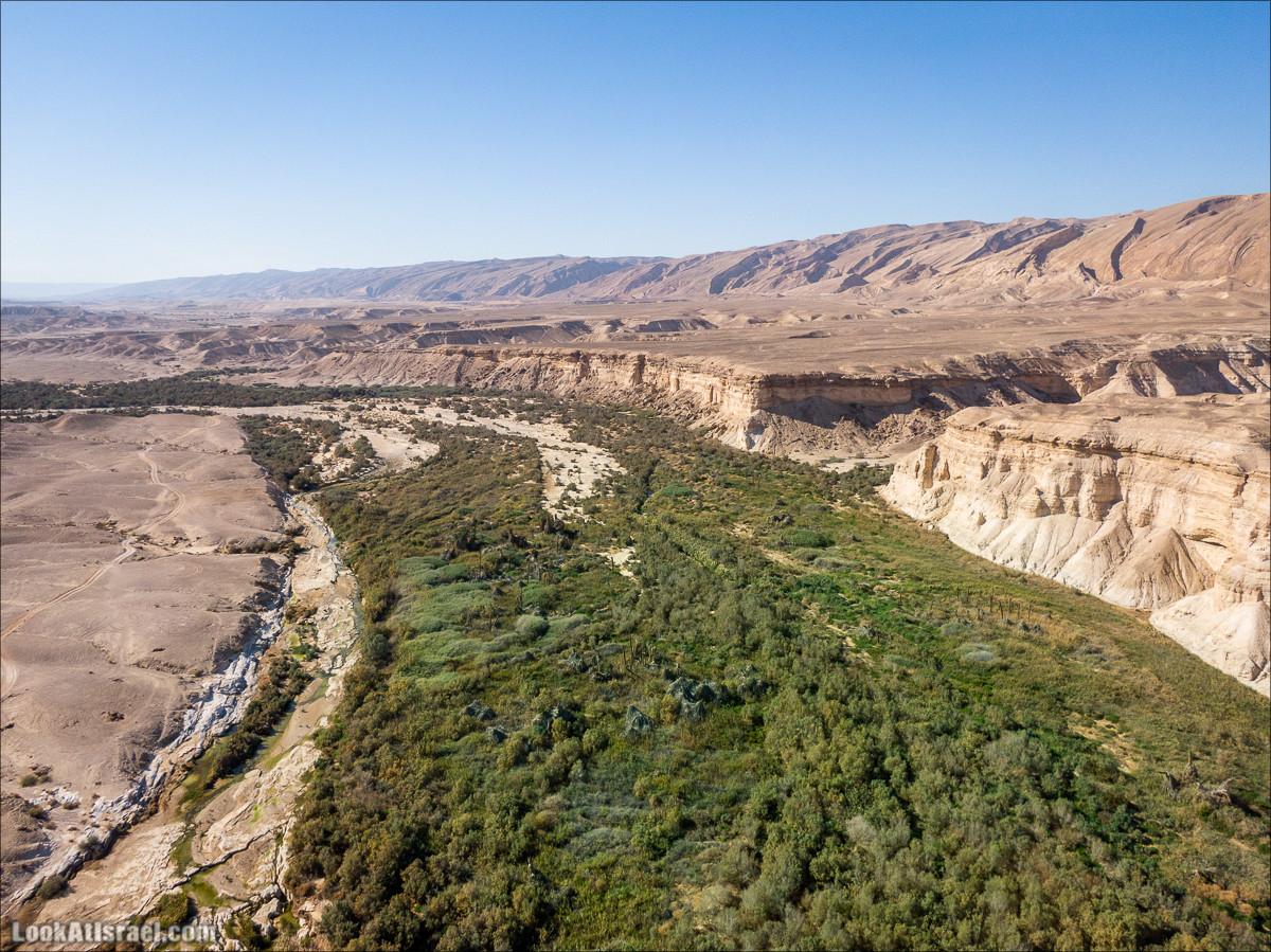 Источник Эйн Цин | עין צין | LookAtIsrael.com - Фото путешествия по Израилю