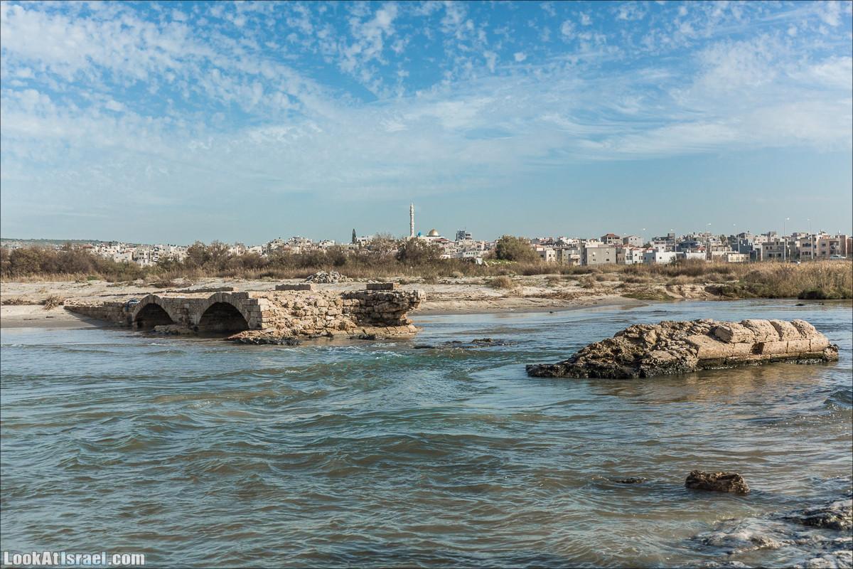 Джиср аз-Зарка   LookAtIsrael.com - Фото путешествия по Израилю