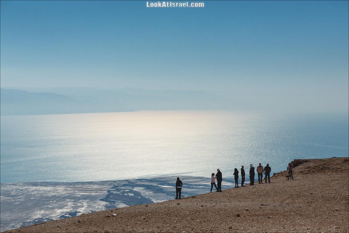 Бездорожье и тай-чи над Мертвым морем