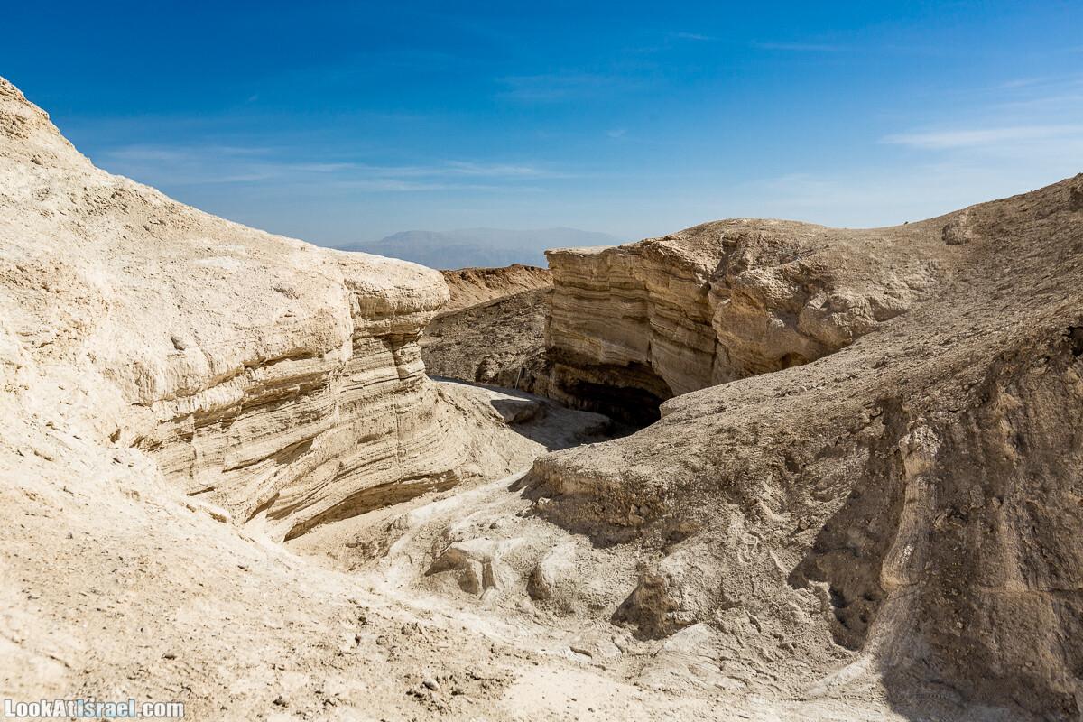 Гора Сдом и жена Лота   Mount Sodom (Sdom) & Lot's Wife   הר סדום ואשת לוט   LookAtIsrael.com - Фото путешествия по Израилю