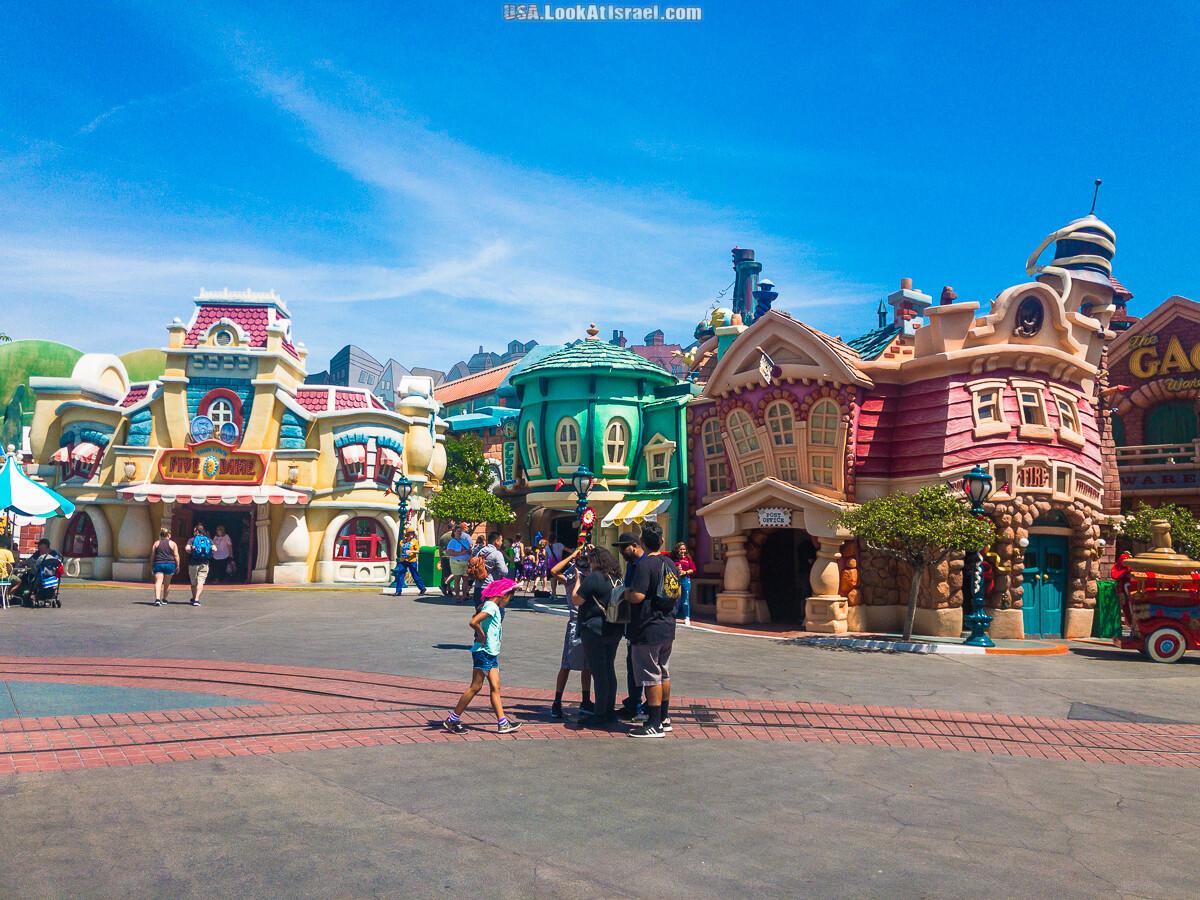 Диснейленд в Калифорнии | Disneyland California | LookAtIsrael.com - Фото путешествия по Израилю