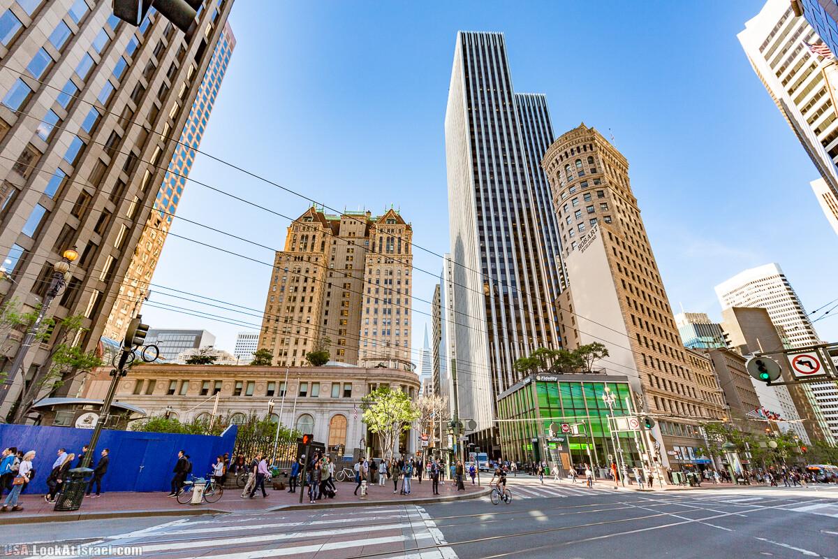 Сан Фарнциско - город на стиле | LookAtIsrael.com - Фото путешествия по Израилю