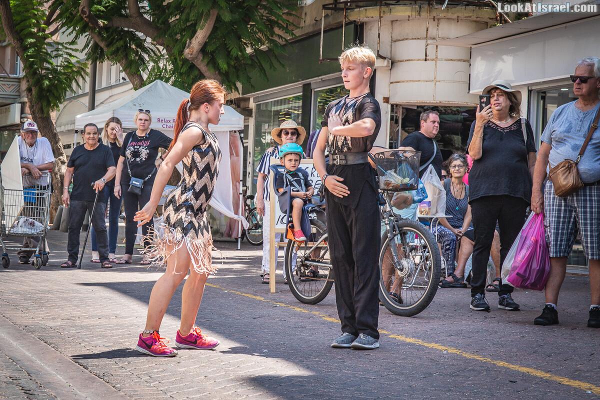 Юра Бурковский и Либи Мешушин - Чемпионы Израиля по спортивным бальным танцам | LookAtIsrael.com - Фото путешествия по Израилю