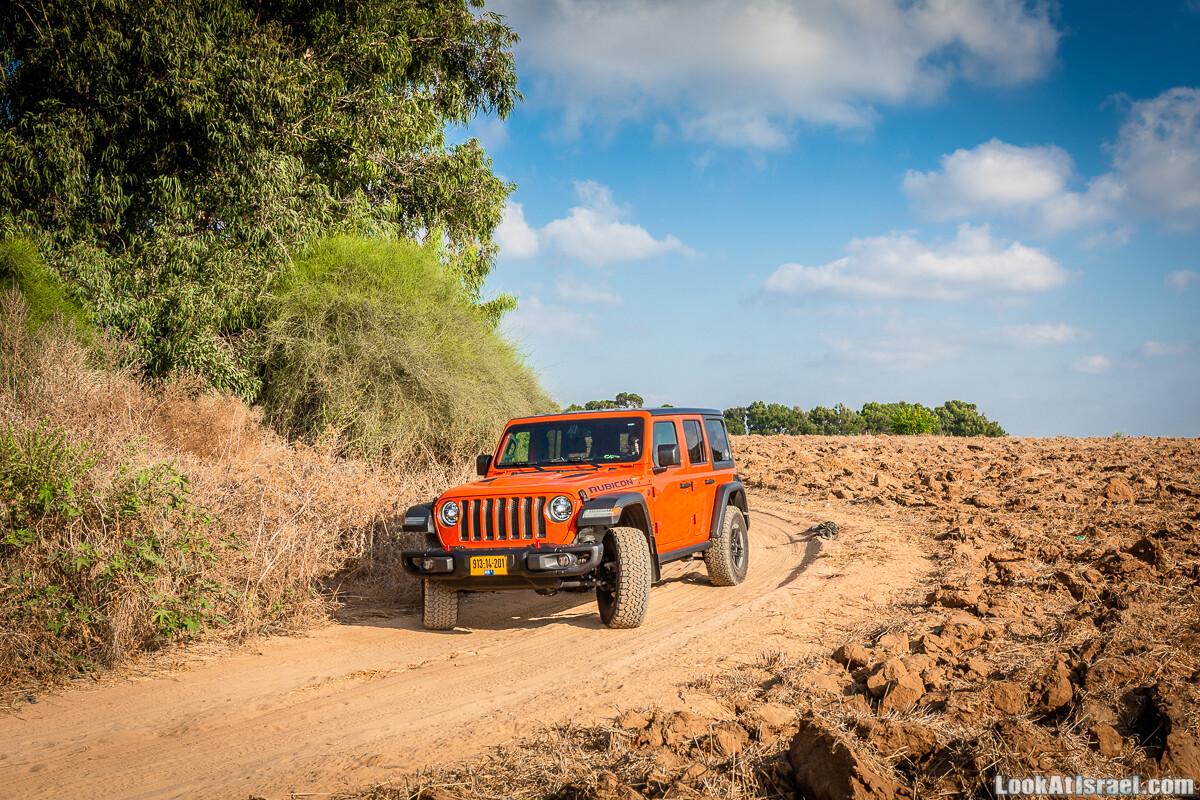 Jeep Wrangler Rubocin JL в Израиле   LookAtIsrael.com - Фото путешествия по Израилю