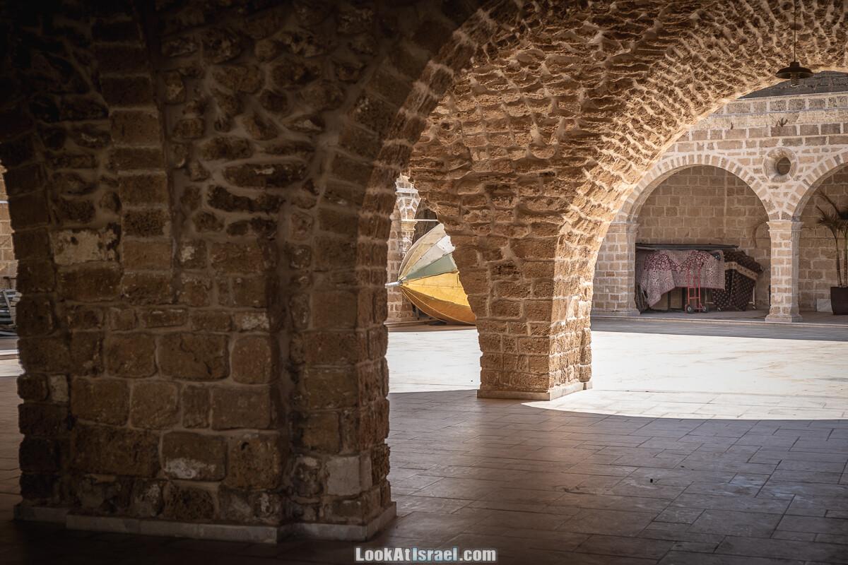Мечеть Махмудия в Яффо | LookAtIsrael.com - Фото путешествия по Израилю