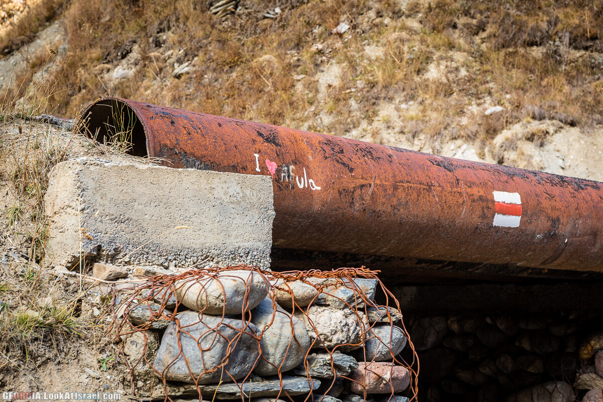 Путешествие на джипе по Грузии. Ущелья Хада, Трусо и Казбеги   LookAtIsrael.com - Фото путешествия по Израилю