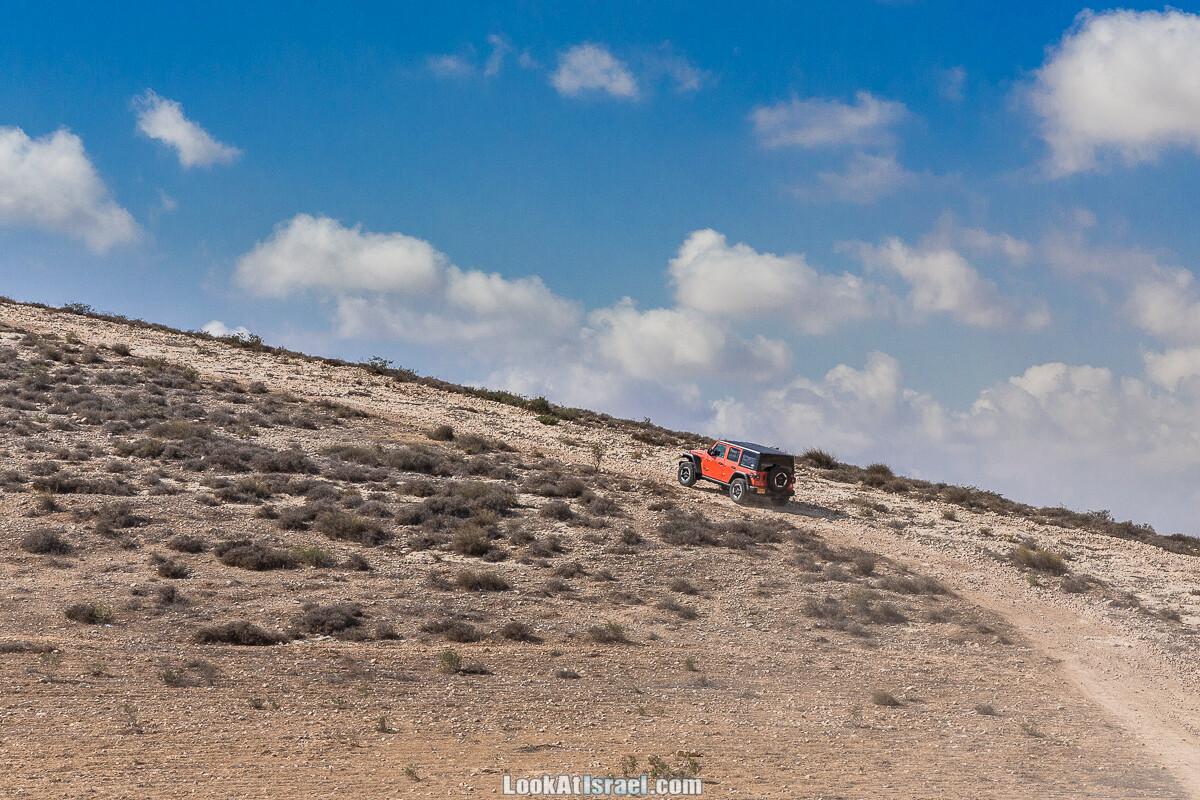 По холмам судьбы и долинам пустыни   גבעות גורל   LookAtIsrael.com - Фото путешествия по Израилю