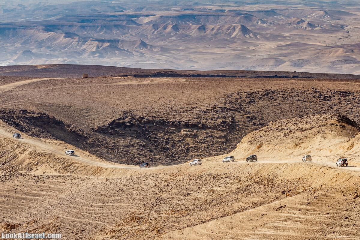 Не ищем легких путей к Мертвому морю и обратно