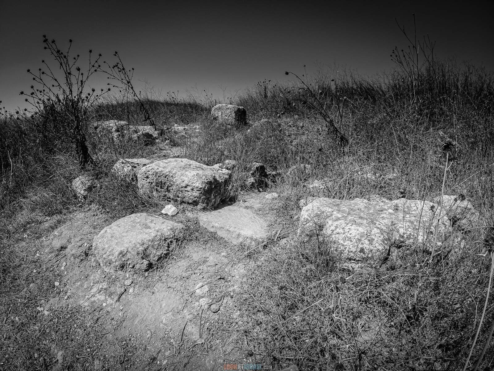 Тель Ханатон в долине Нетуфа | LookAtIsrael.com - Фото путешествия по Израилю