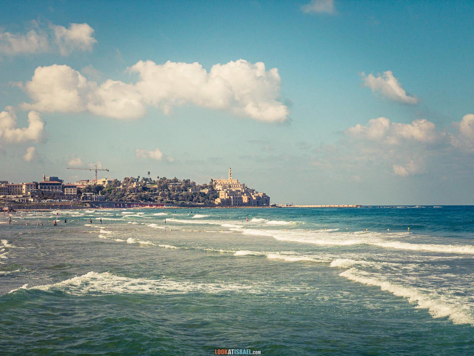 Из Бат Яма через Тель Авив и Яффо в Рамат Ган на электрическом-самокате | LookAtIsrael.com - Фото путешествия по Израилю