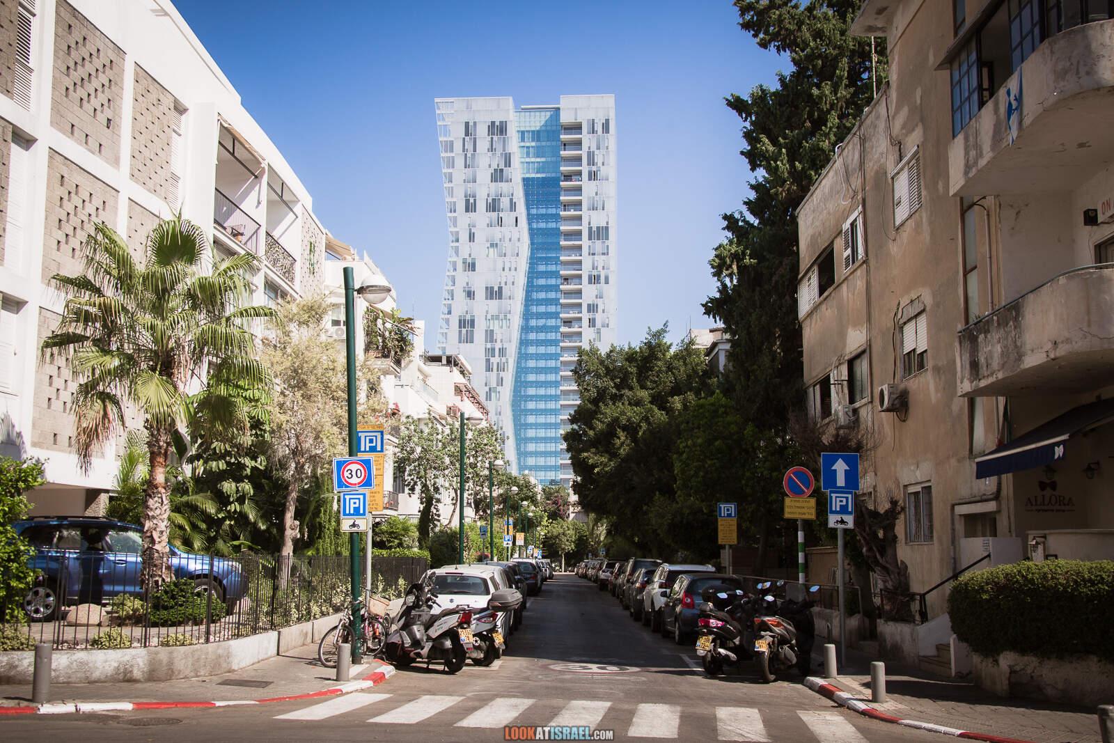 Тель-Авив, улица Дизенгофф во время карантина | Lockdown on beaches of Tel Aviv | LookAtIsrael.com - Фото путешествия по Израилю