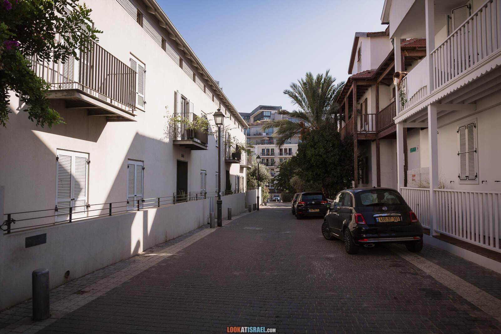 Тель-Авив, квартал Флорентин во время карантина