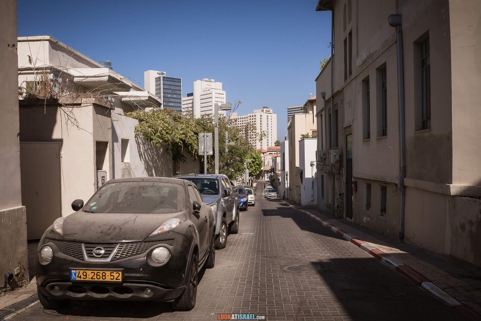 Тель-Авив, Неве Цедек во время карантина