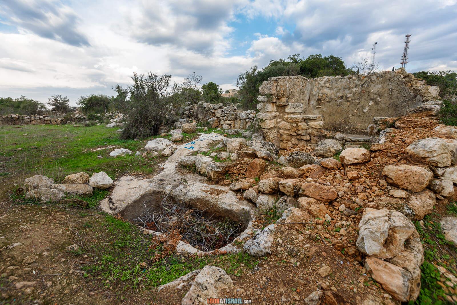 Гора Кармила и ручей Кислон (Кисалон) | מסלול בהר כרמילה ונחל קסלון