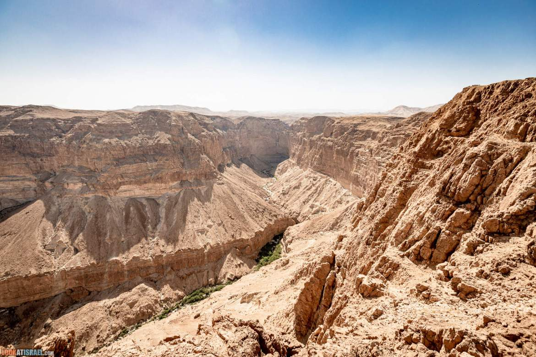 Иудейская пустыня, обзорная точка Мицпе Аругот | LookAtIsrael.com - Фото путешествия по Израилю