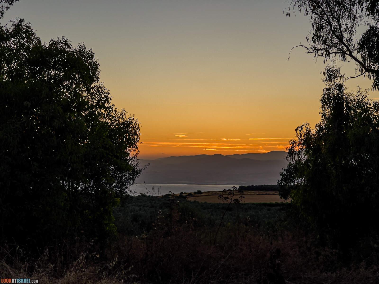 Кемпинг на севере - LookAtIsrael.com - Фото путешествия по Израилю