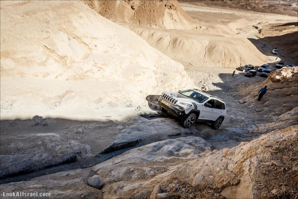 Большое экстремальное путешествие 4x4 по пустыне