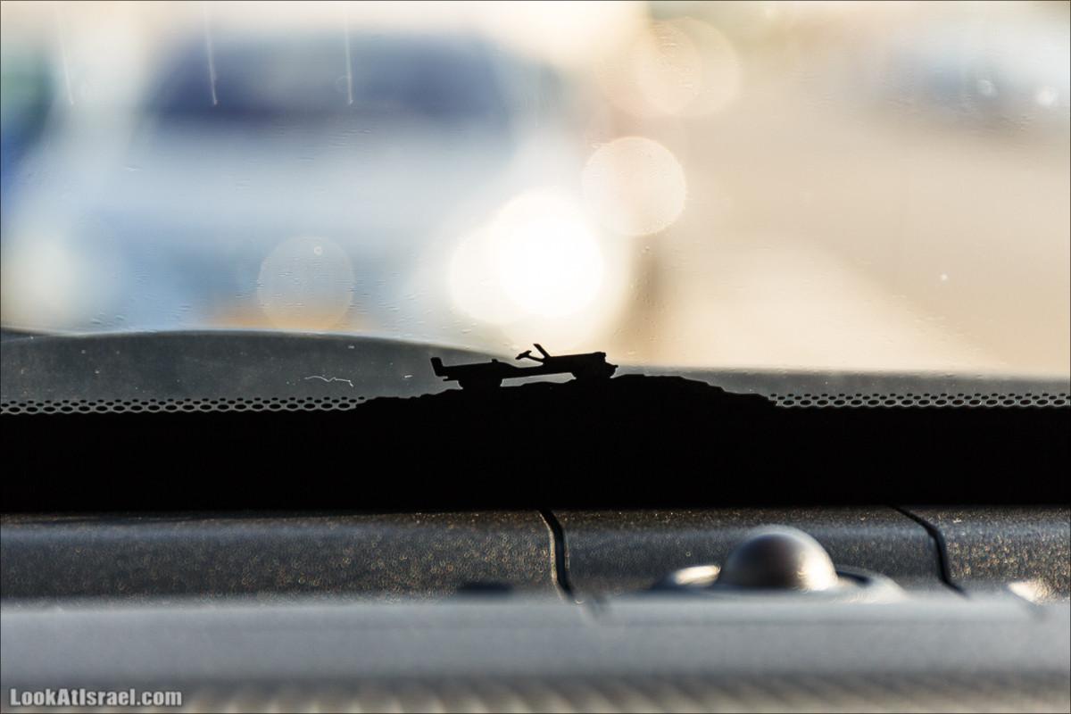 Jeep Cherokee of LookAtIsrael.com