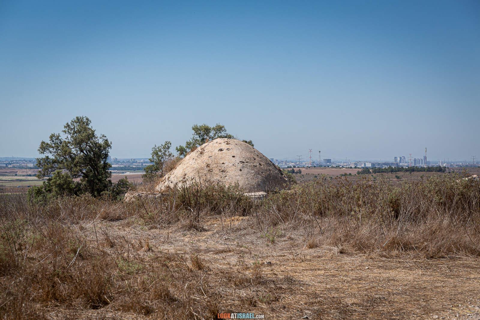 Округ Лахиш - пещеры, леса и ручей Адораим | LookAtIsrael.com - Фото путешествия по Израилю