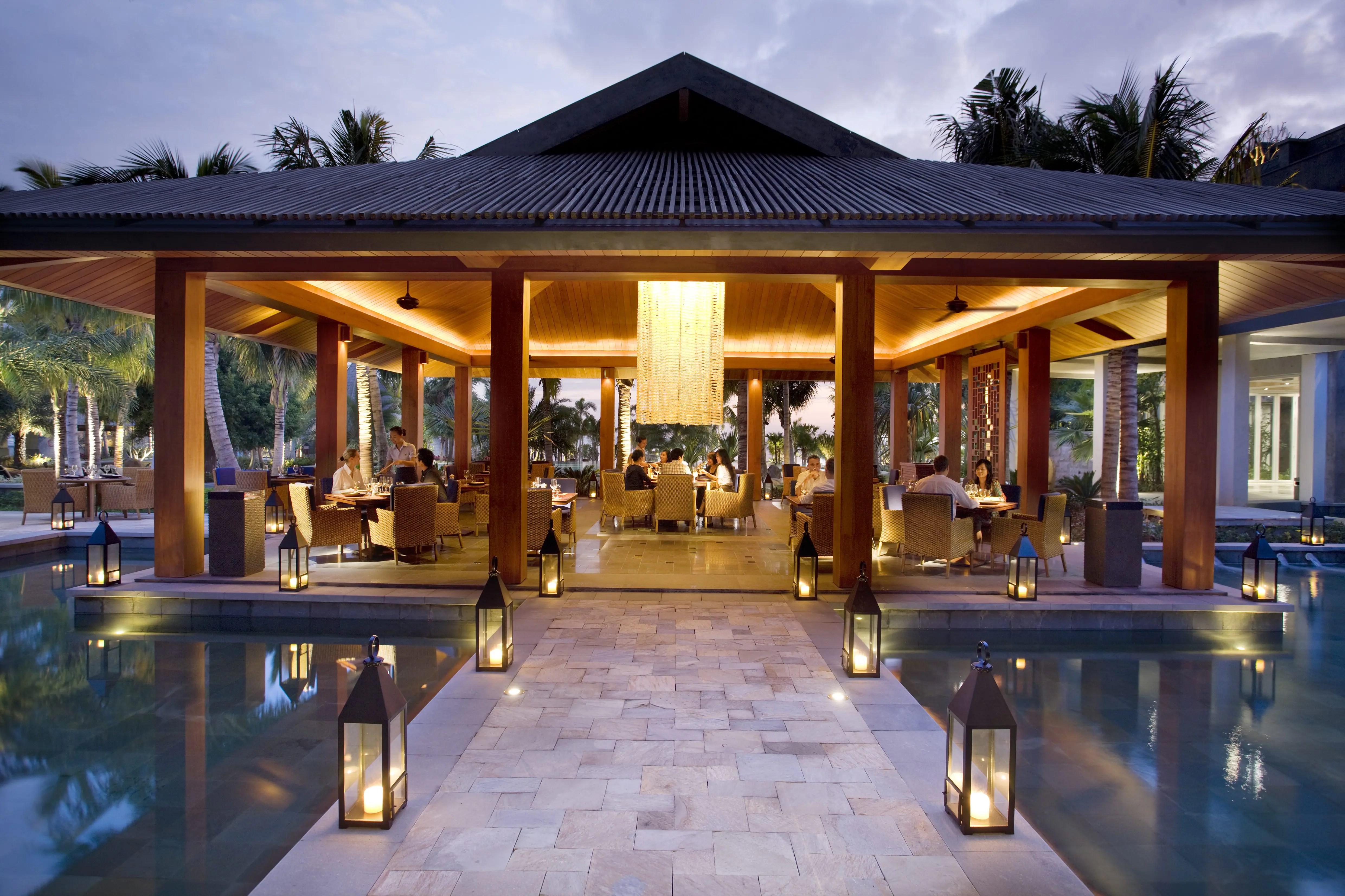 Pavilion Mandarin Oriental Hotel Sanya