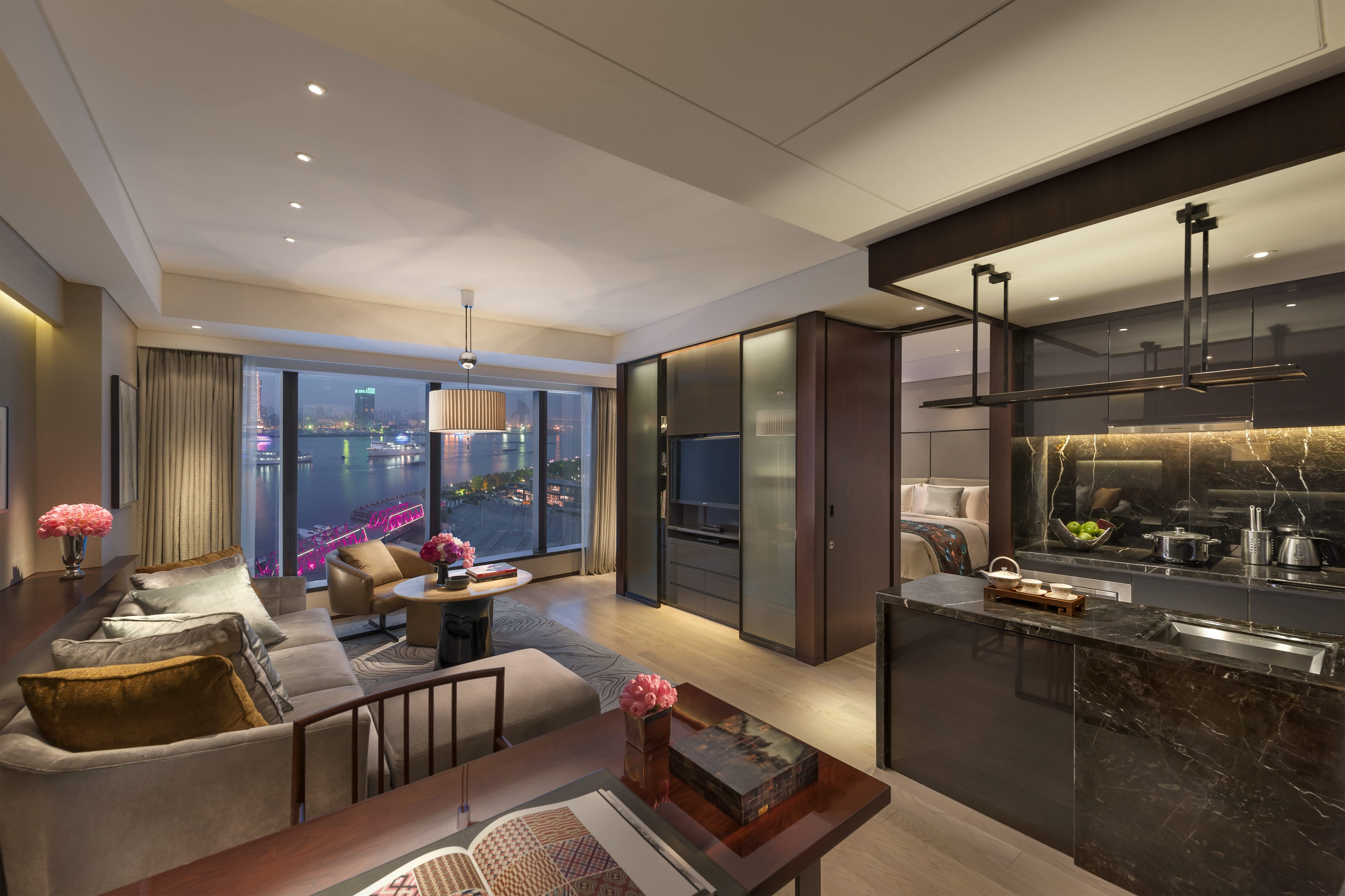 One Bedroom Apartment Luxury Apartments By Mandarin