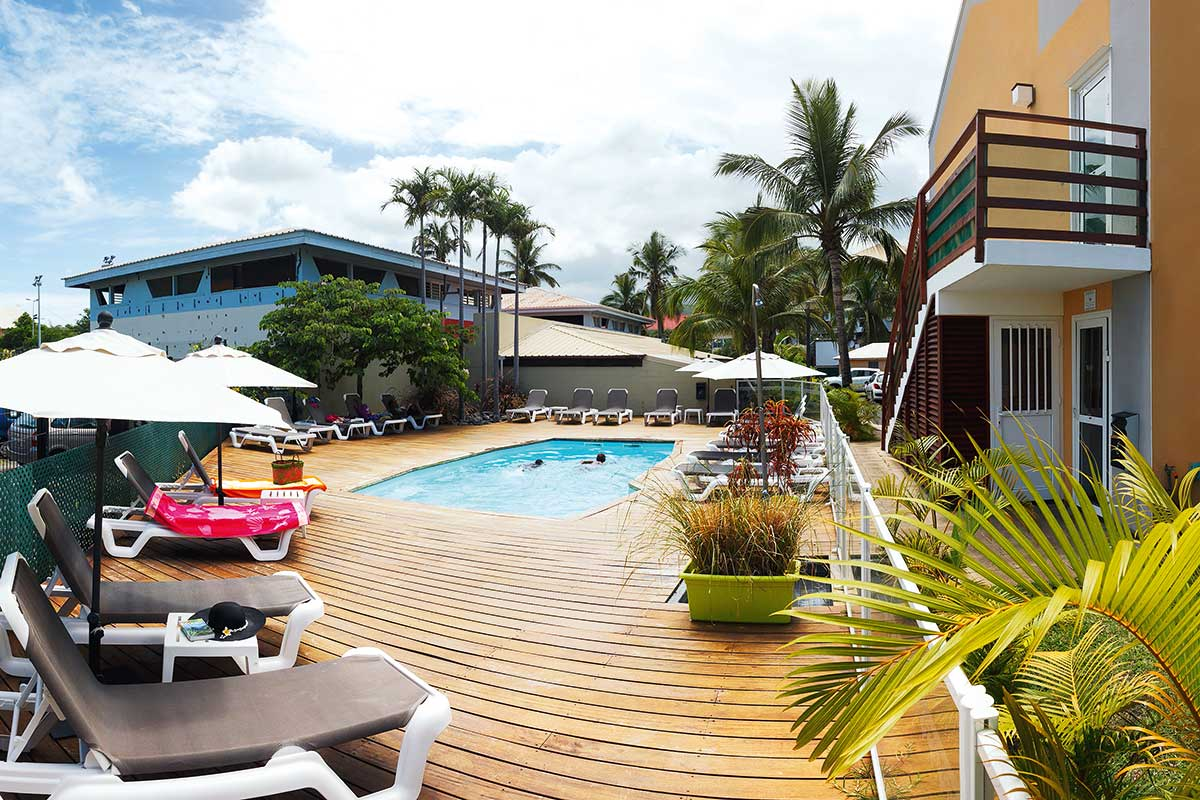 Residence Tropic AppartHotel Reunion Avec Voyages
