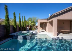 Property for sale at 2693 Petit Tranon Street, Henderson,  Nevada 89044