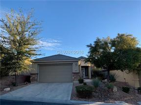 Property for sale at 2689 Rue Toulouse Avenue, Henderson,  Nevada 89044