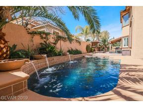 Property for sale at 1267 Moon Vision Street, Henderson,  Nevada 89052