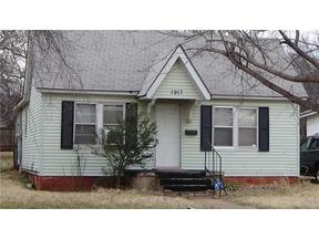 Property for sale at 1917 Nw 36th St, Oklahoma City,  Oklahoma 73118