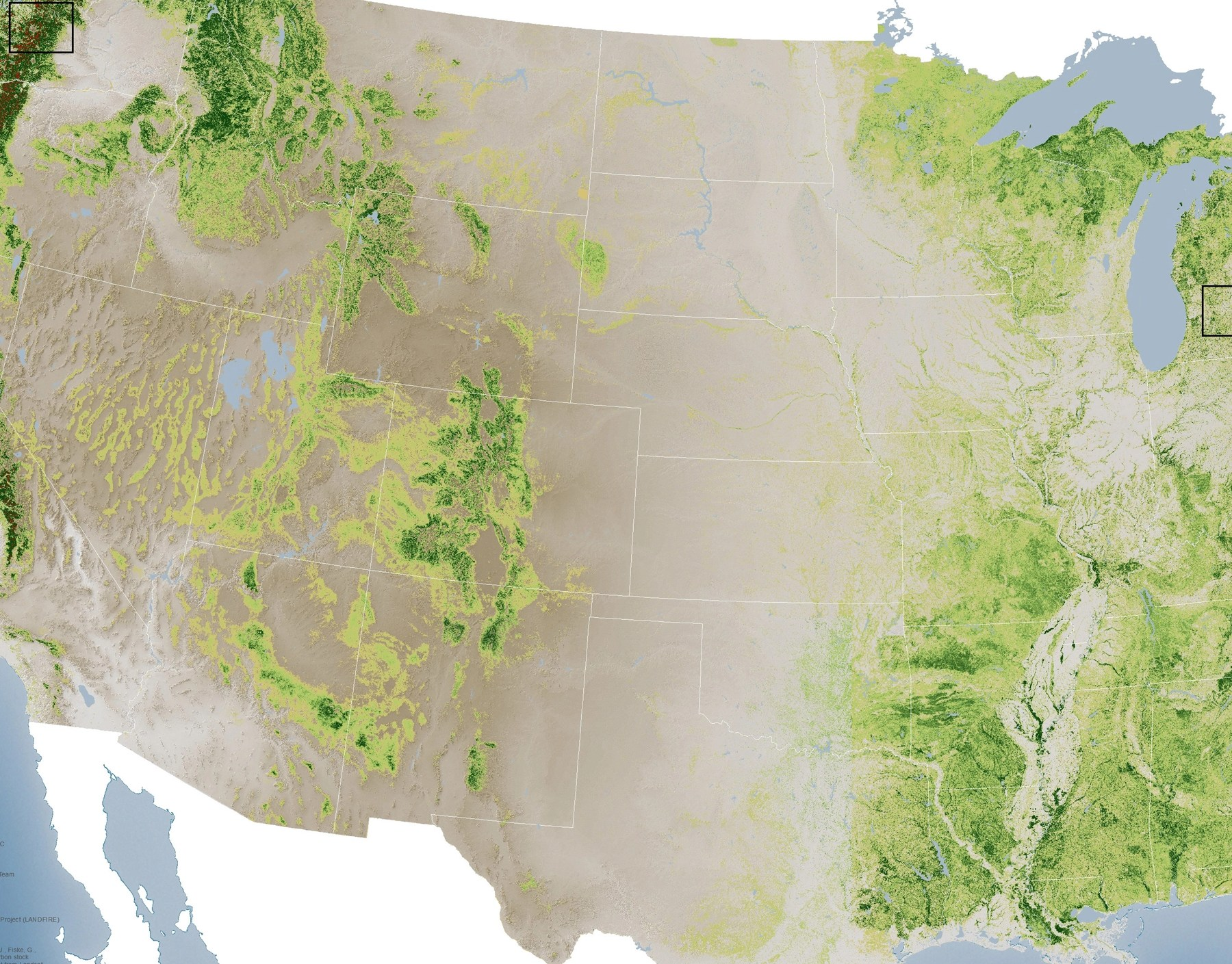 HD Decor Images » European forests  x post from r mapporn    marijuanaenthusiasts A similar ish map of the USA