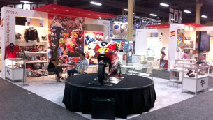 Dorna at Las Vegas Licencing Expo 2011