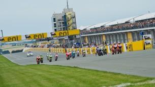 German Motorcycle GP secured until 2016