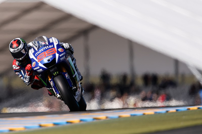 Lorenzo vanquishes all in MotoGP™