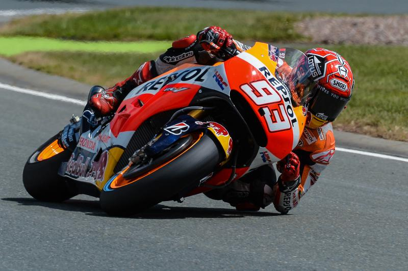 Marquez: 'This circuit has always been good for me & Honda'