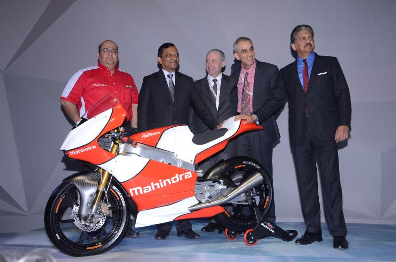 Mahindra Racing unveil all-new MGP30 Moto3™