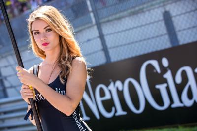 Grid Girls GP Austria 2016