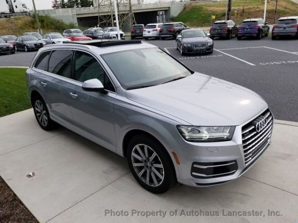 2019 New Audi Q7 3.0 TFSI Premium Plus at Autohaus ...