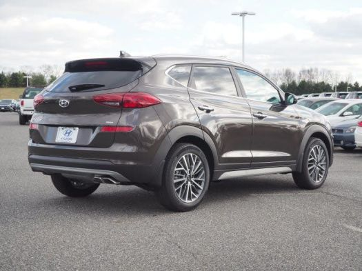 2020 New Hyundai Tucson Limited AWD at Turnersville ...