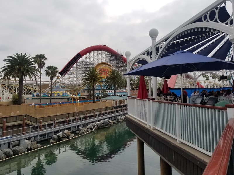 PICTORIAL: Pixar Pier zooms along, Galaxy's Edge rocky, INCREDIBLES preview debut, Churros challenged, and much more!
