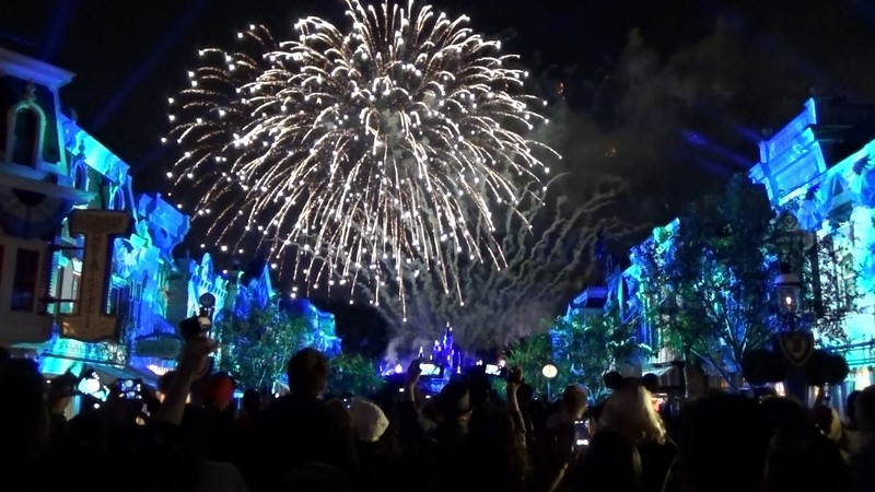 DISNEYLAND FOREVER fireworks returning, MICKEY'S MIX MAGIC confirms end date