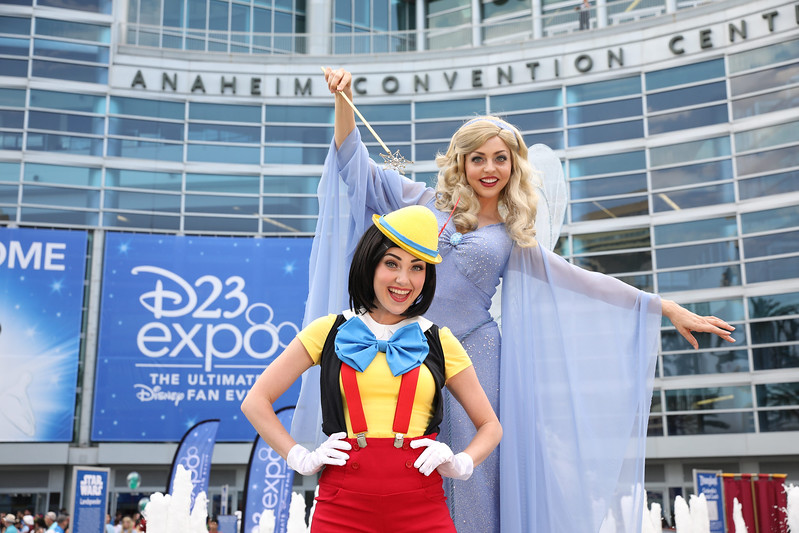 Dates confirmed for D23 EXPO 2019 in Anaheim! | MouseInfo com